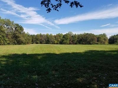 Buckingham County Lots & Land For Sale: 2225 Bridgeport Rd