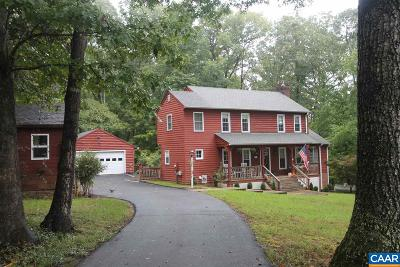Albemarle County Single Family Home For Sale: 1303 Auburn Dr