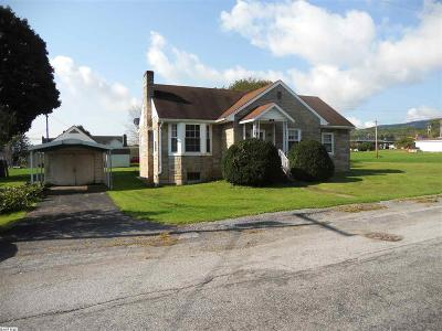 Single Family Home For Sale: 74 Fleisher Ave