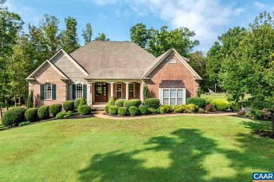 Fluvanna County Single Family Home For Sale: 63 Sitting Bull Ct