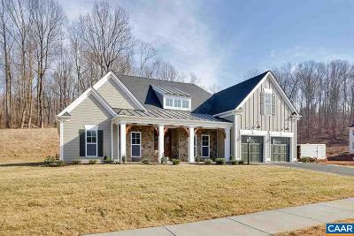 Albemarle County Single Family Home For Sale: 416 Margrave Way