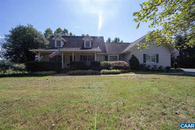 Albemarle County Single Family Home For Sale: 5197 Coventry Ln