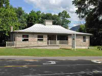 Commercial For Sale: 16528 Old Valley Pike
