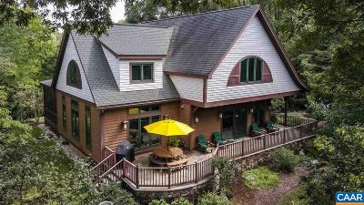Albemarle County Single Family Home For Sale: 2001 Davis Shop Rd