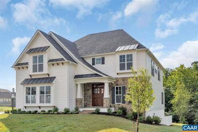 Crozet Single Family Home For Sale: 71 Westhall Dr
