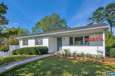 Crozet Single Family Home For Sale: 1172 Quick Ln