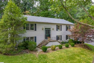 Staunton Single Family Home For Sale: 328 Rainbow Dr