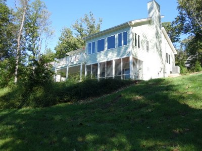 Nelson County Single Family Home For Sale: 3024 Adial Rd