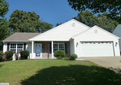 Staunton Single Family Home For Sale: 221 Greenwood Rd