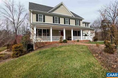 Albemarle County Single Family Home For Sale: 2156 Polo Grounds Rd