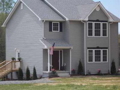 Louisa County Single Family Home For Sale: Kennon Rd