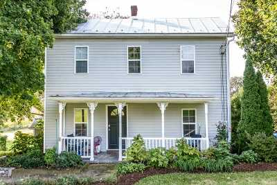 Single Family Home Sold: 1257 Longs Pump Rd