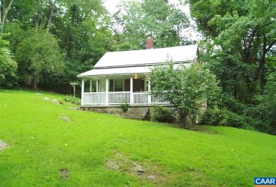 Madison County Single Family Home For Sale: 6431 Old Blue Ridge Tpk