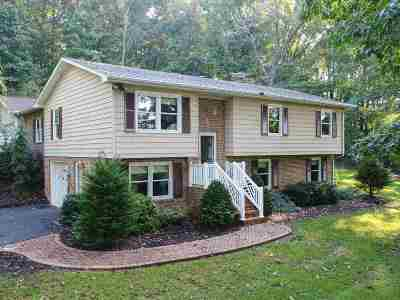 Rockingham Single Family Home For Sale: 4537 Pleasant Valley Rd