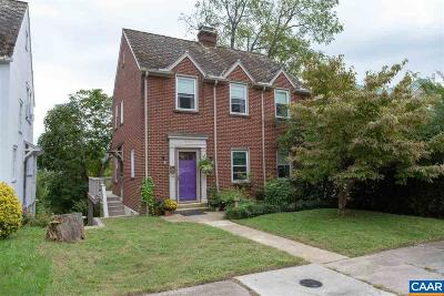 Waynesboro Single Family Home For Sale: 536 Walnut Ave