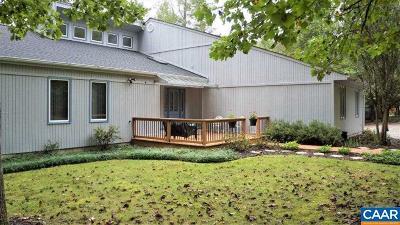 Goochland Single Family Home For Sale: 4250 Hadensville Farm Rd