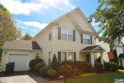 Charlottesville Single Family Home For Sale: 2968 Magnolia Bend