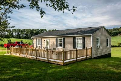 Rockingham County Single Family Home For Sale: 839 Old Sawmill Rd