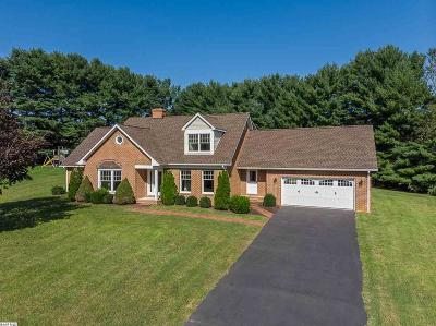 Augusta County Single Family Home For Sale: 23 Westover Dr