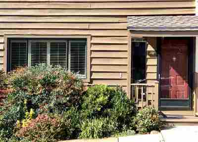 Charlottesville Townhome For Sale: 316 Harvest Dr