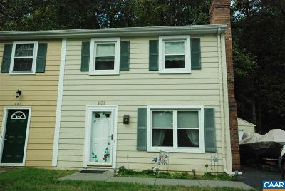 Townhome For Sale: 262 Albert Ct