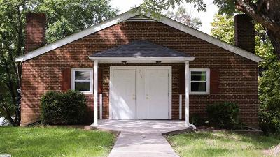 Multi Family Home For Sale: 337 S Winchester Ave