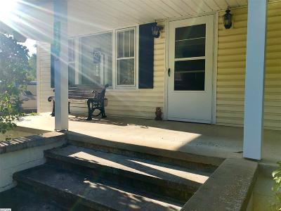 Augusta County Single Family Home For Sale: 316 W Railroad Ave