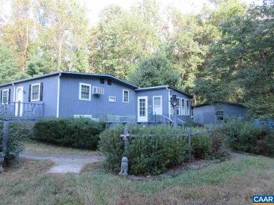 Fluvanna County Single Family Home For Sale