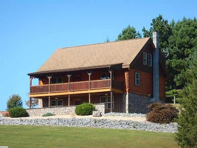 Augusta County Single Family Home For Sale: 343 Pleasant View Rd