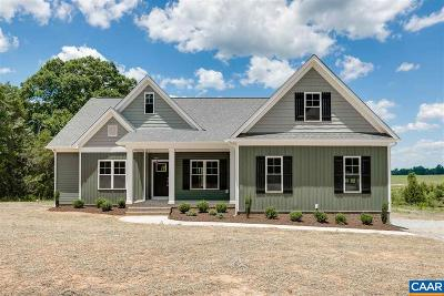 Single Family Home For Sale: 3741 Boundary Run Rd