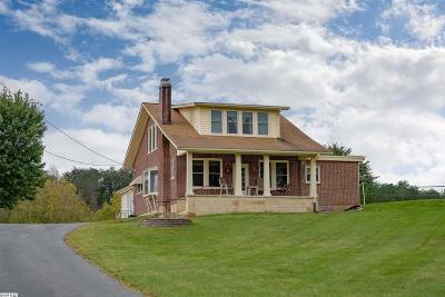 Augusta County Single Family Home For Sale: 3642 Churchville Ave