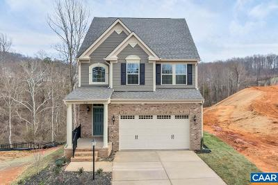 Charlottesville Single Family Home For Sale: 54 Glissade Lane