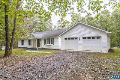 Orange County Single Family Home For Sale: 5161 Scuffletown Rd