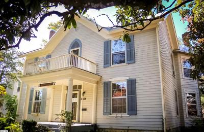 Single Family Home For Sale: 501 S Main St