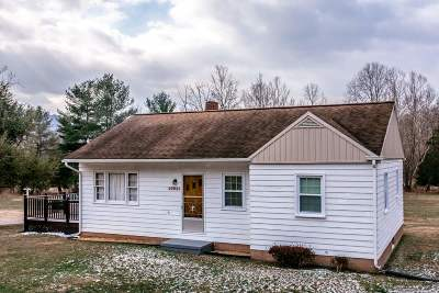 Rockingham County Single Family Home For Sale: 12927 Brocks Gap Rd