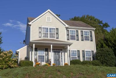 Albemarle County Single Family Home For Sale: 1232 Foxvale Ln