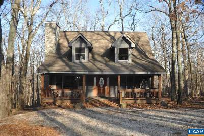 Nelson County Single Family Home For Sale: 952 Blue Ridge Dr
