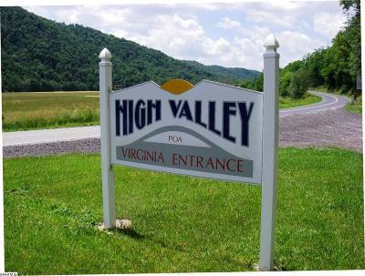 Lots & Land For Sale: Lot 49 High Valley Dr