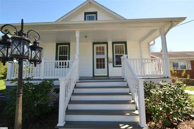 Single Family Home For Sale: 760 Florence Ave