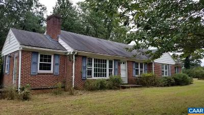 Madison Single Family Home For Sale: 94 Cedar Hill Rd