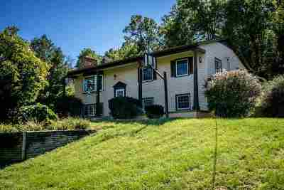 Single Family Home For Sale: 2824 Ralston Rd