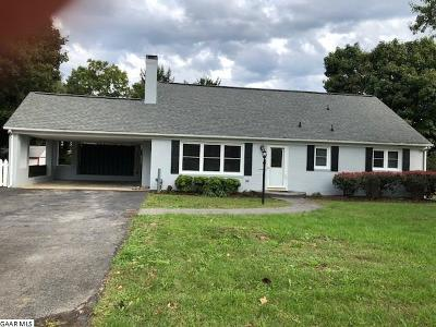 Augusta County Single Family Home For Sale: 51 Grandview Dr