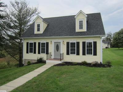 Augusta County Single Family Home For Sale: 71 Troxell Ln