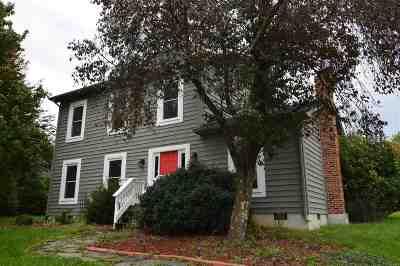 Rockingham County Rental For Rent: 3227 Lanier Ln