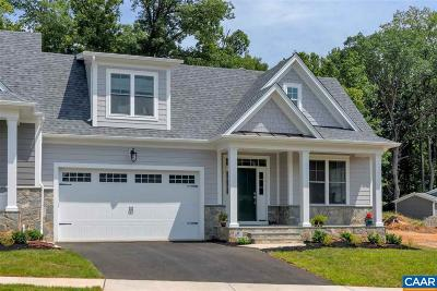 Crozet Single Family Home For Sale: 77 Saunders Hill Dr