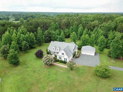 Fluvanna County Single Family Home For Sale: 37 Acorn Ct
