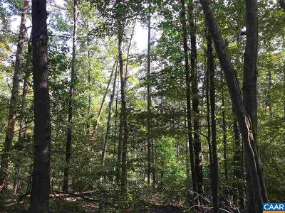 Albemarle County Lots & Land For Sale: Burnt Mountain Rd
