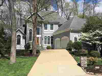 Harrisonburg Single Family Home For Sale: 1072 Wyndham Dr