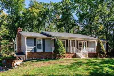Rockingham VA Single Family Home For Sale: $249,900