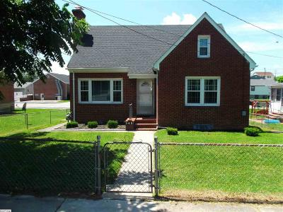 Waynesboro Single Family Home For Sale: 549 N Winchester Ave